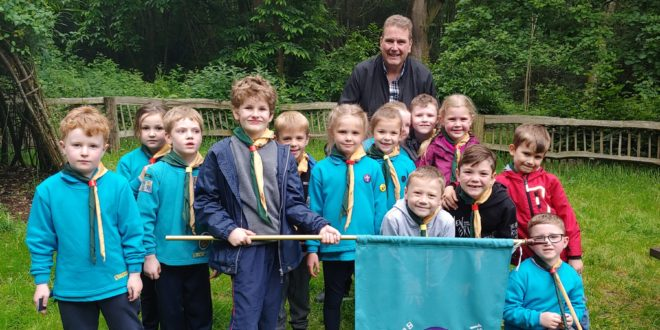 NYEs Proud to be Local initiative helps Horsham Scouts