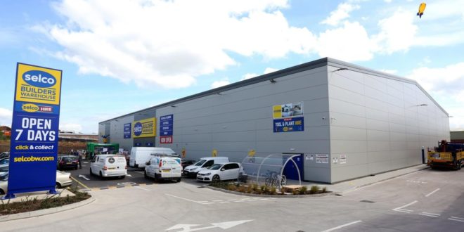 Selco Opens 64th Branch In Leicester Builders Merchants